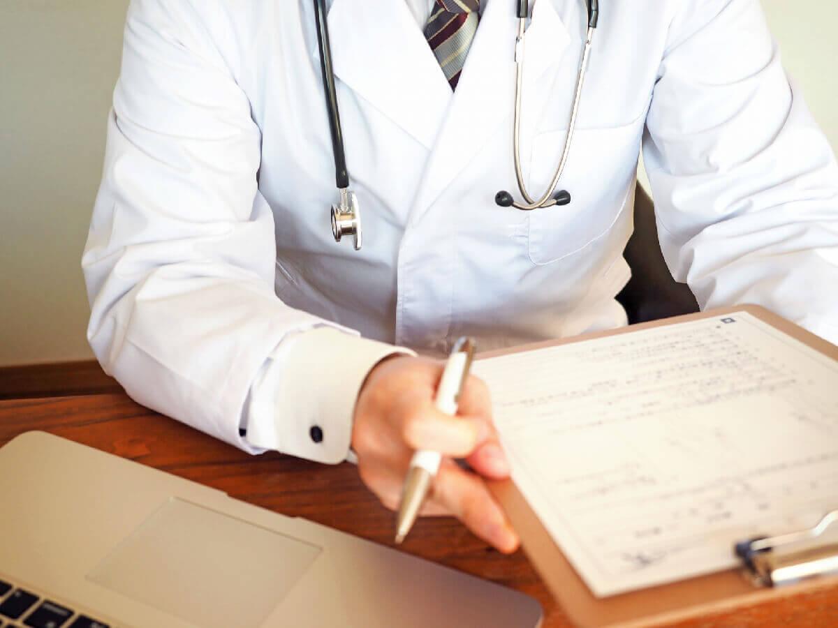 健康状態によるケース別に解説!履歴書の健康状態の書き方
