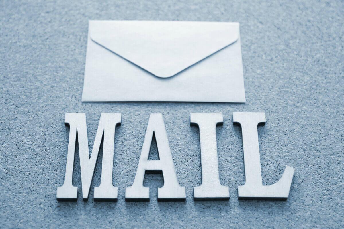履歴書のメールアドレスの正解は?記入欄がない!携帯でもいいの?